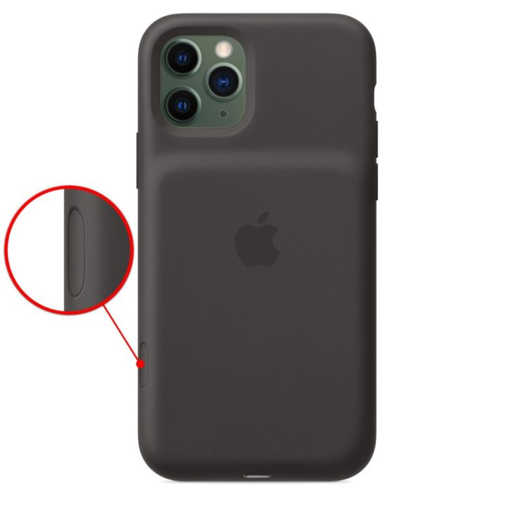 iPhone 11 & 11 Pro : Apple sort une Smart Battery Case avec un bouton photo