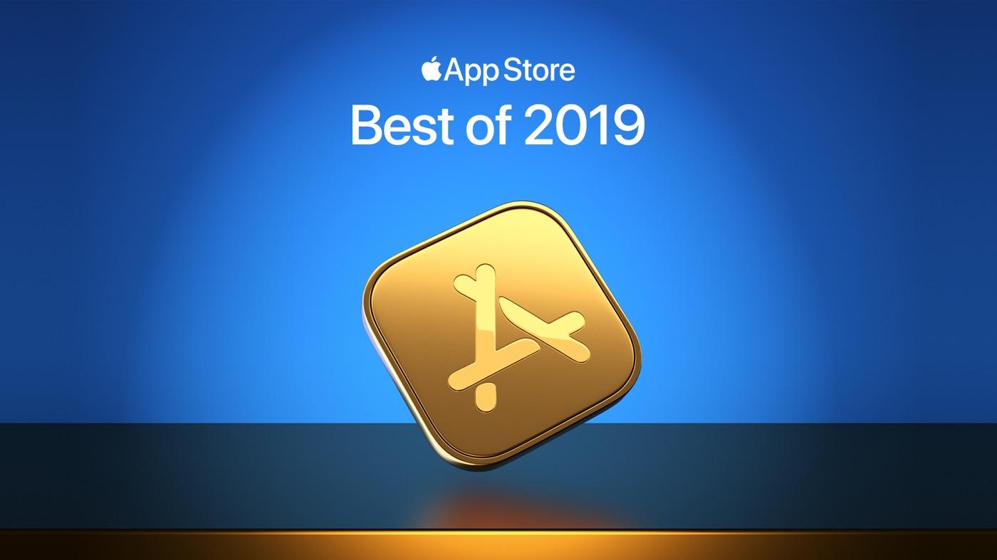 App Store Le Meilleur de 2019 - Apple dévoile les meilleures applications de l'année 2019