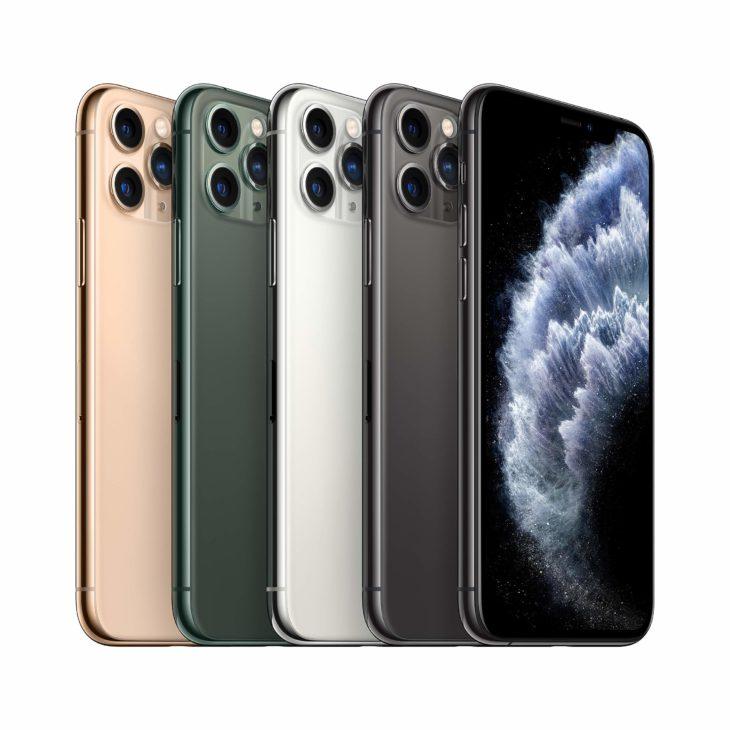9 iPhone dans le top 10 des appareils activés aux Etats-Unis