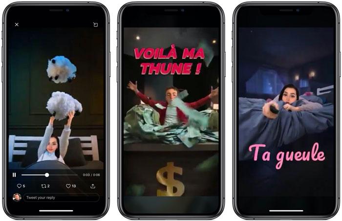 Snapchat teste Caméo, qui incruste votre visage dans des vidéos