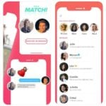 Tinder iphone 150x150 - Top 5 des meilleures applications de rencontre gratuites en 2018