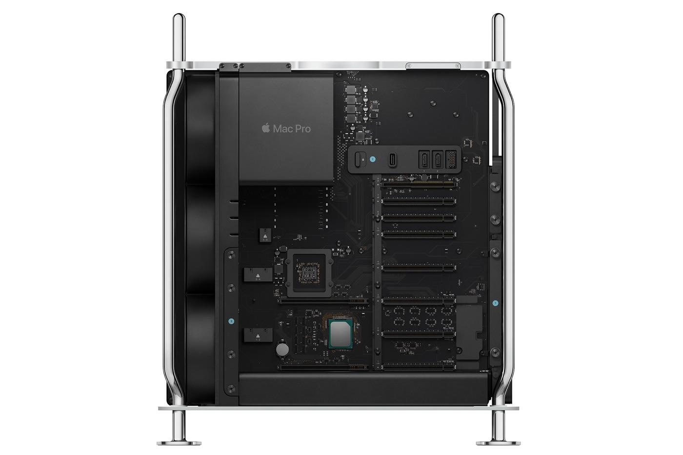 apple mac pro 2019 1 - 63 000 euros, c'est le prix du Mac Pro full option