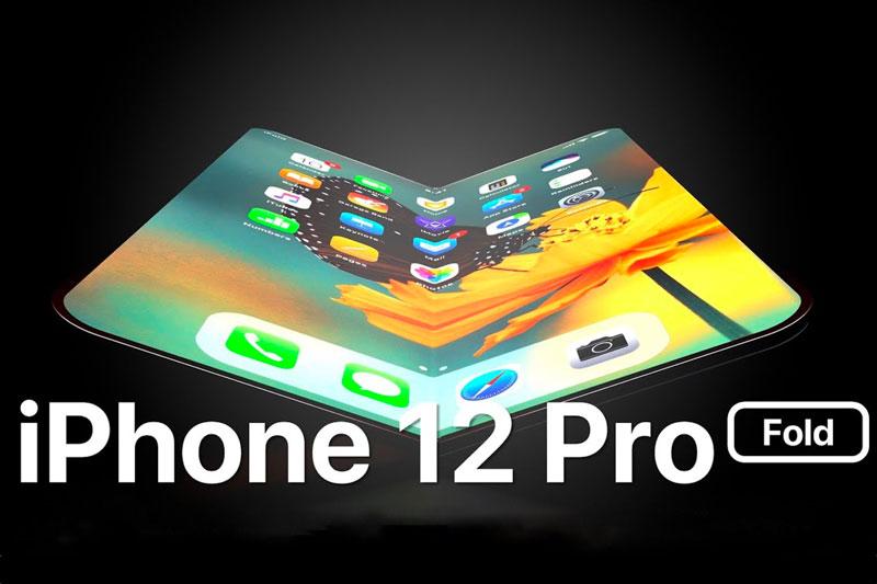 Et si l'iPhone 12 Pro était pliable ?