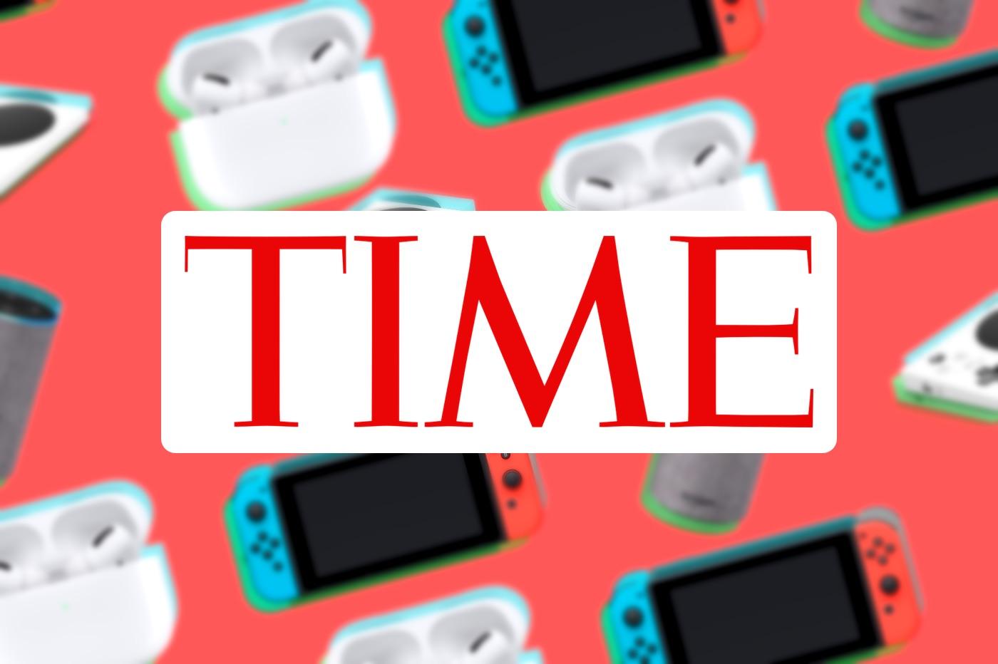 Time fait son top 10 des produits techs de la décennie