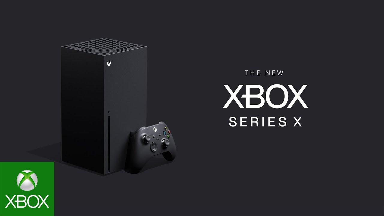 """Xbox Series X : un nouveau logo et une version """"XXL"""""""