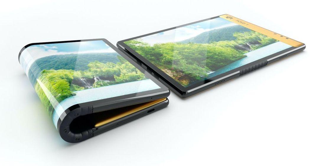 Escobar Fold 1 - CES 2020 : le frère de Pablo Escobar ne pourra pas présenter son smartphone pliable