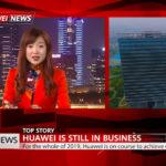 Huawei lance sa propre chaîne télévision... autocentrée