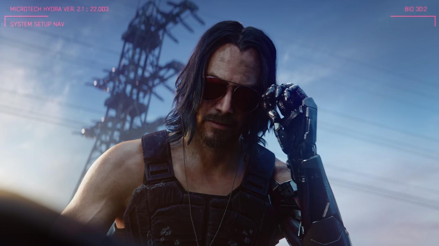 Cyberpunk 2077 n'aura pas de retard