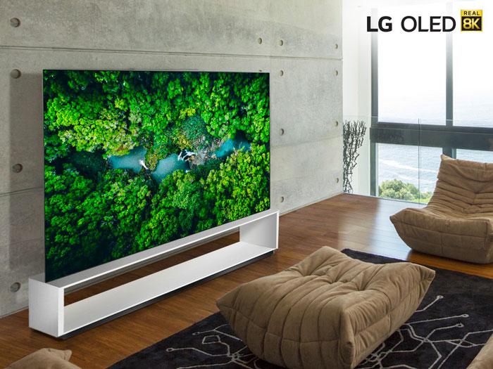 """LG dévoile des téléviseurs avec de la """"vraie 8K"""""""