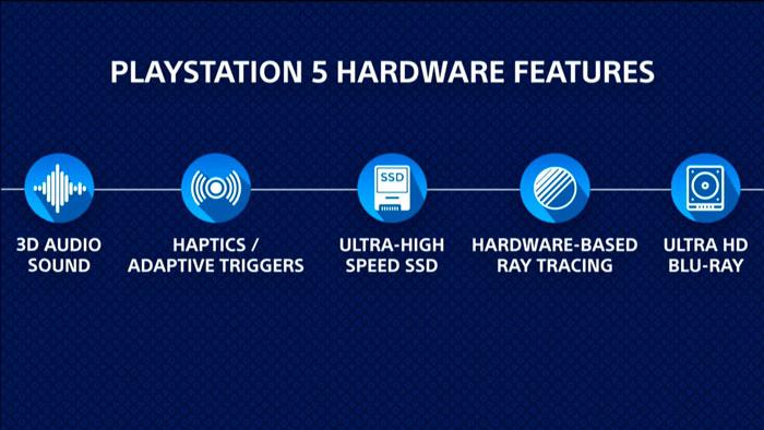 Sony dévoile les premières caractéristiques de sa Playstation 5