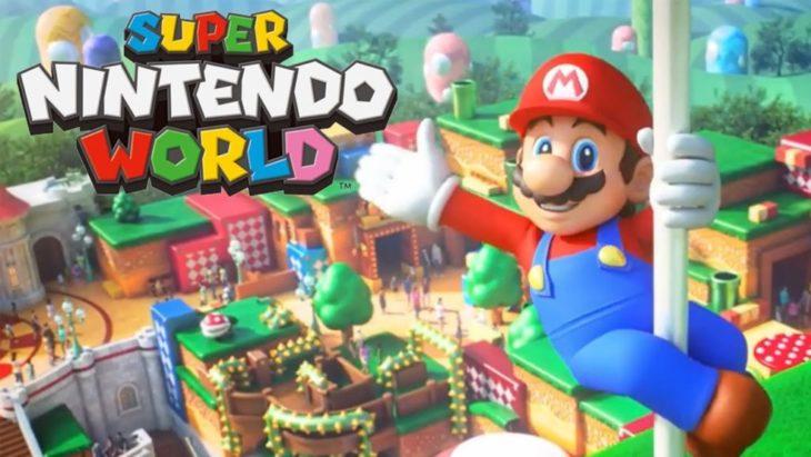 Super Nintendo World : le parc d'attractions de Nintendo se dévoile en vidéo !