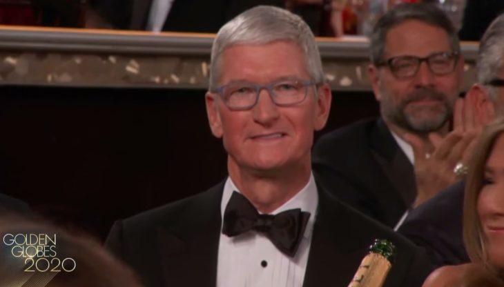 Apple humilié lors de la cérémonie des Golden Globes