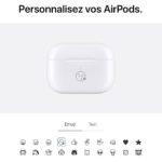 AirPods : vous pouvez désormais graver des émojis sur le boitier !