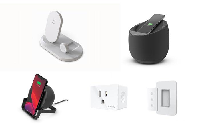 CES 2020 : Belkin dévoile plusieurs accessoires Apple