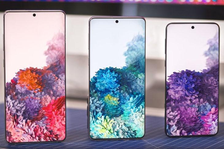 Samsung Galaxy S20, S20+ et S20 Ultra : les fiches techniques révélées