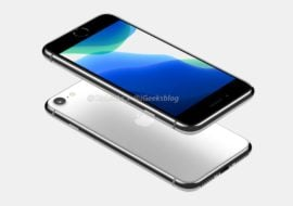 L'iPhone 9 devrait être présenté mi-mars