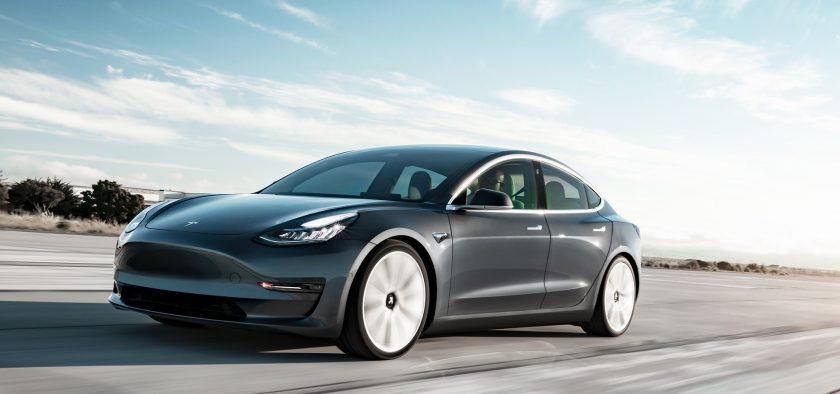 50% de véhicules Tesla vendus en plus en 2019