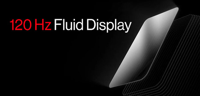 oneplus - OnePlus révèle son Fluid Display, une technologie d'écran AMOLED à 120 Hz