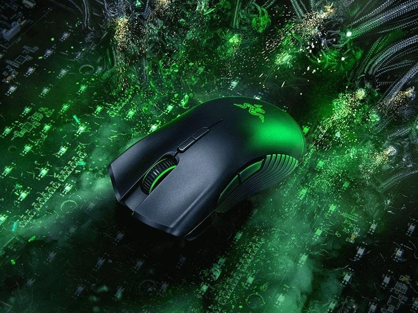 razer mamba wireless sans fil - Razer Mamba Wireless : notre test de cette souris sans fil