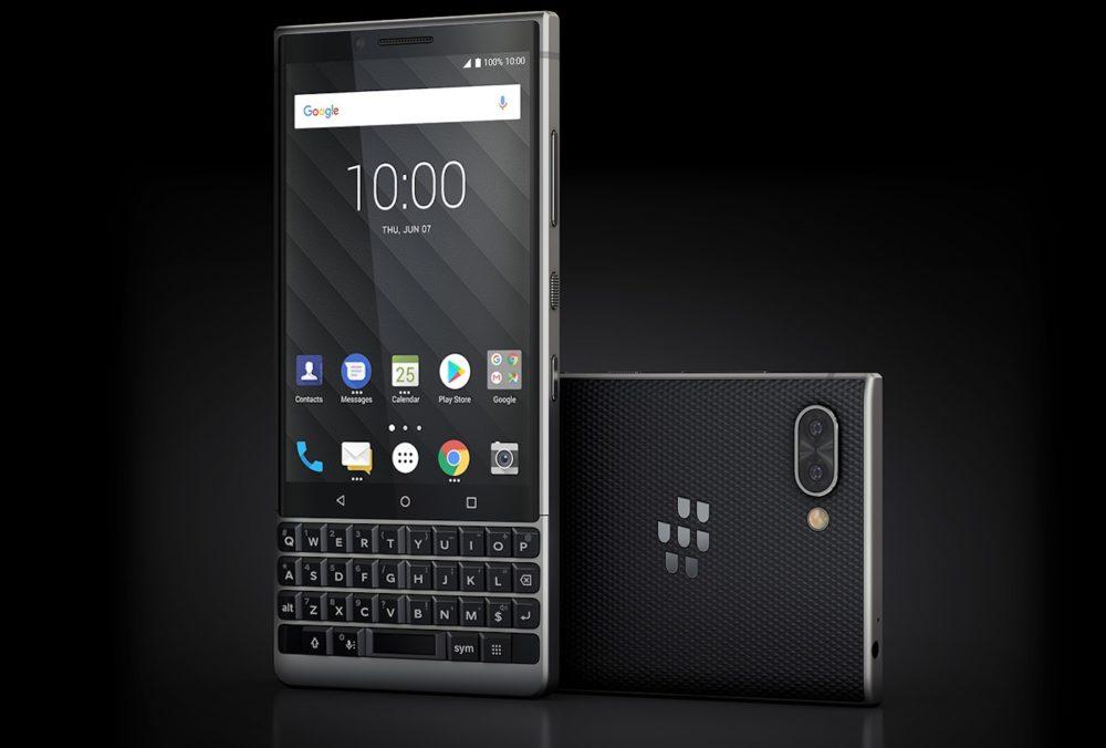 BlackBerry Key2 Officiel e1580824160417 - Les derniers téléphones BlackBerry sortiront en août 2020
