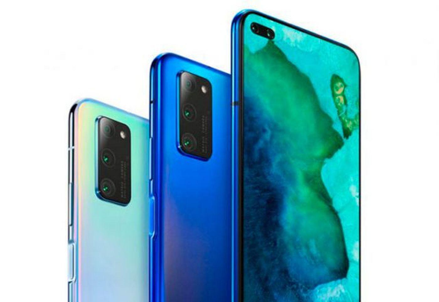 Honor dévoile deux nouveaux smartphones, les Honor View 30 Pro et 9X Pro