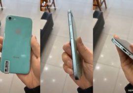 L'iPhone 9 montré dans une vidéo ?