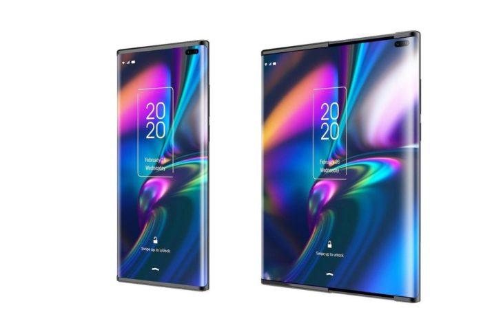 TCL travaille sur un smartphone avec un double écran coulissant