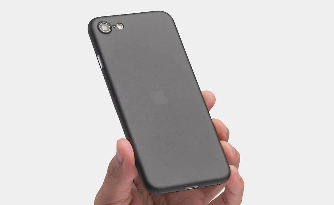 Totallee Coque iPhone 9 - iPhone 9 : des coques dévoilées avant son annonce
