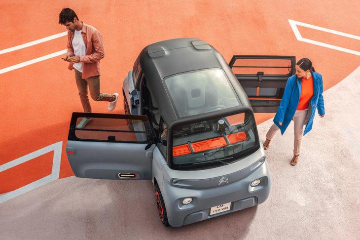 AMI : la Citroën électrique sans permis pour les plus de 14 ans à 20€ par mois