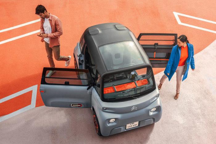 ami e1582897542271 - AMI : la Citroën électrique sans permis pour les plus de 14 ans à 20€ par mois