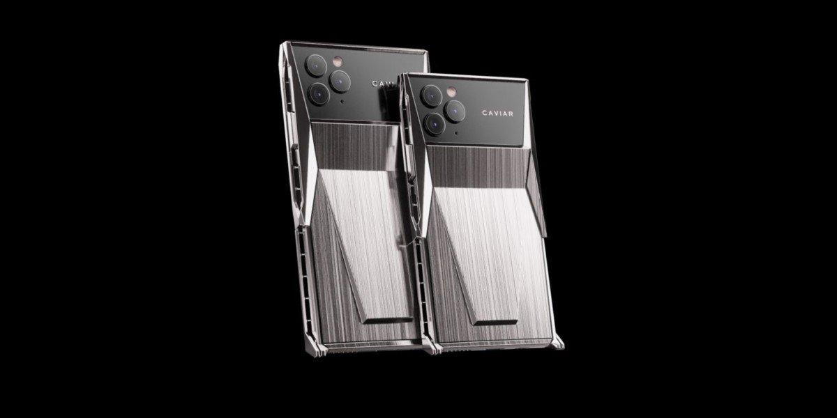 Caviar Cyberphone : quand l'iPhone 11 Pro rencontre le Cybertruck de Tesla