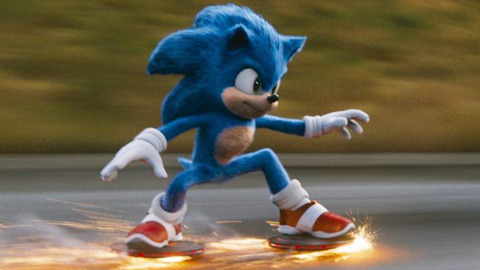 sonic hedgehog e1579800010849 - Sonic va devenir le meilleur démarrage pour un film tiré d'un jeu vidéo