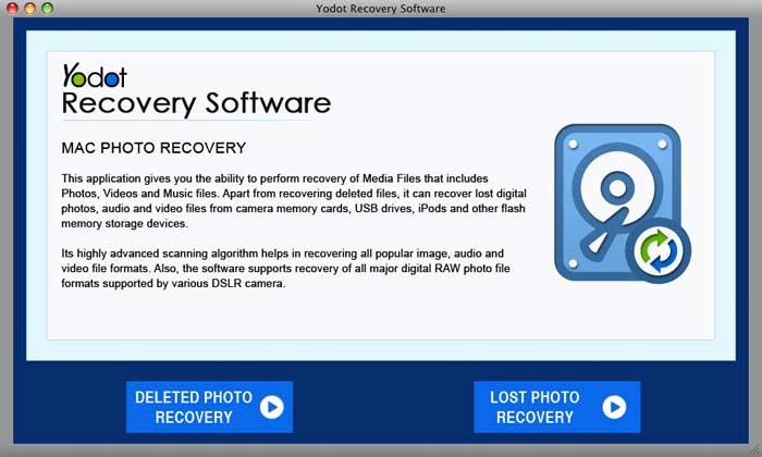 Yodot : le meilleur logiciel de récupération de données Mac