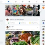 Facebook Nouveau Design Web 2020 150x150 - Facebook iOS 6.1.1 : nouveau bouton d'options pour les photos