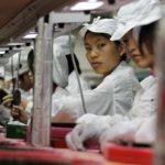 Foxconn Assemblage 150x150 - Apple compte désormais plus de fournisseurs chinois qu'américains