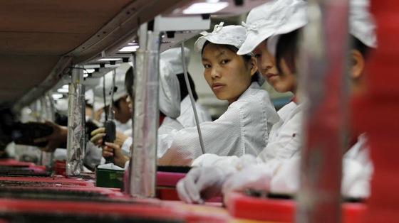 Coronavirus : des fournisseurs d'Apple forceraient des Ouïghours à travailler dans les usines