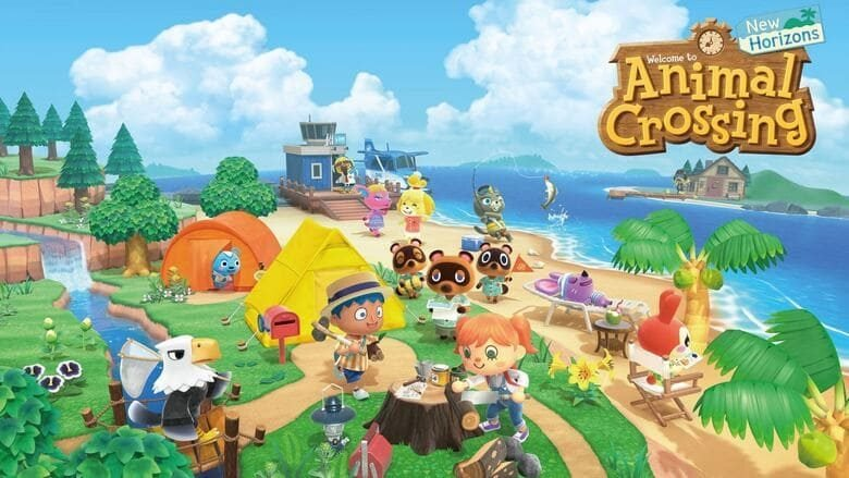 animal crossing new horizons 780x439 1 - Animal Crossing : New Horizons sur Switch bat des records de vente !
