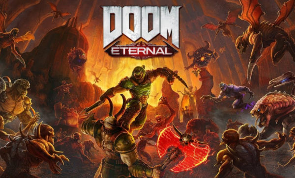 doometernal e1584102618764 - Doom Eternal se montre dans un trailer infernal
