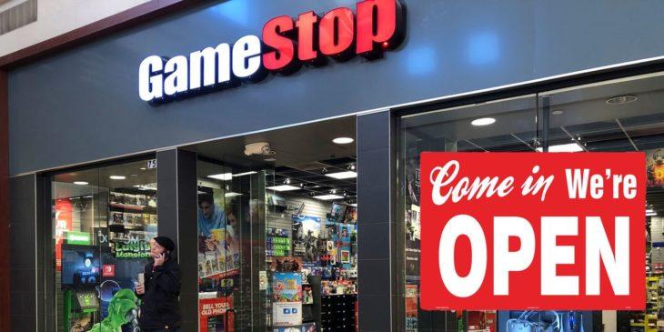 "Gamestop (Micromania) refuse de fermer ses magasins car ""essentiels"""