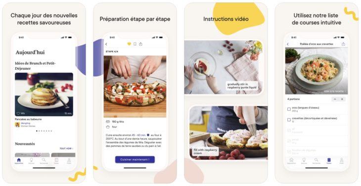 App du jour : Kitchen Stories (iPhone & iPad – gratuit)