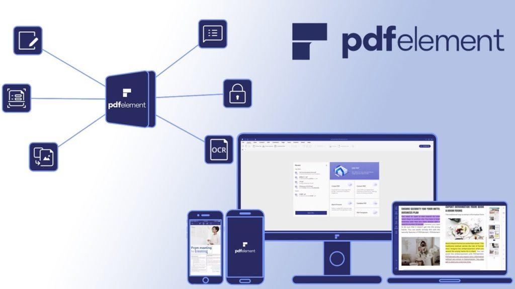 PDFelement : la solution idéale pour simplifier tous vos PDF
