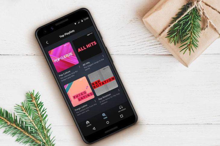 Amazon Music lance son offre gratuite en France
