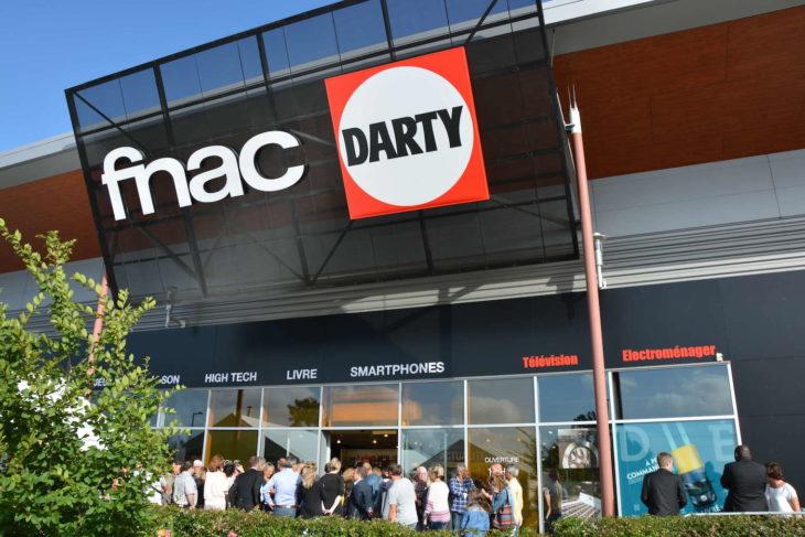 Fnac Darty obtient un prêt de 500 millions d'euros de la part de l'Etat