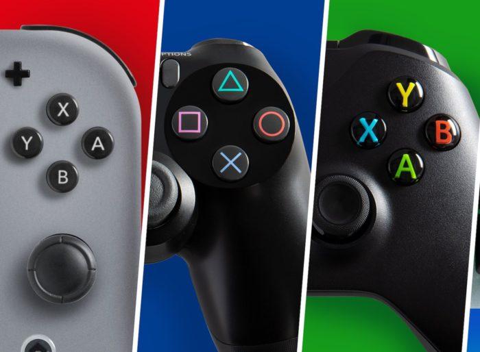 Manettes Switch PS4 Xbox One e1587978539131 - Avec le confinement, le marché du jeu vidéo ne s'est jamais aussi bien porté