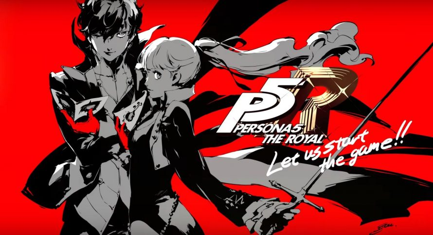 Persona 5 Royal 890x484 1 - Persona 5 Royal enregistre des ventes record en Occident