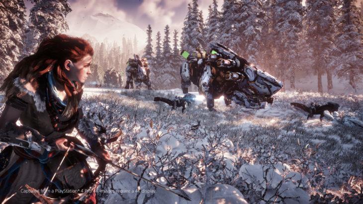 """Horizon Zero Dawn : deux suites """"gigantesques"""" en préparation pour la PS5 ?"""