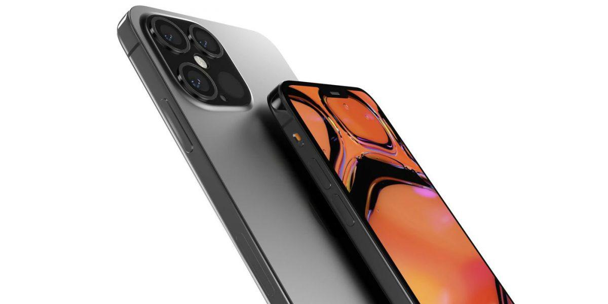 iPhone 12 : un design proche de l'iPhone 4 et une encoche plus petite