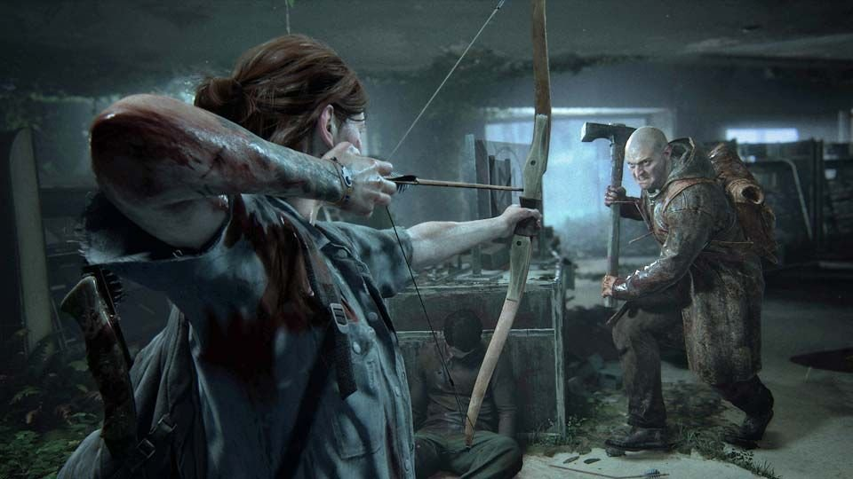 the last of us 2 - Vingt minutes de gameplay pour The Last of Us Part II