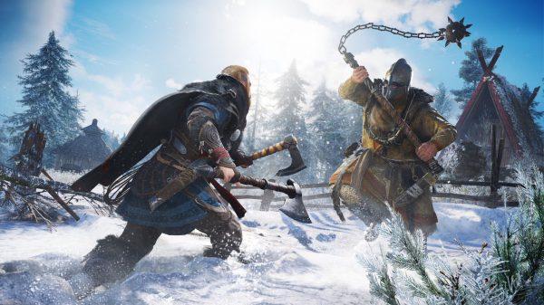 Assassin Creed Valhalla 600x337 1 - Xbox Series X : finalement, le 60 images par secondes ne sera pas la norme