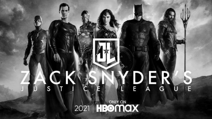 "La ""Snyder Cut"" de Justice League arrive sur HBO Max en 2021"